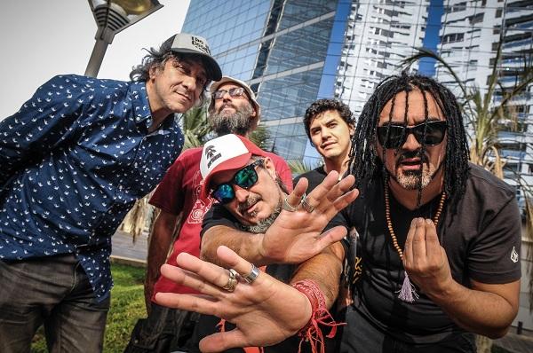 Kapanga: «El primer Cosquín Rock virtual e interactivo fue una gran experiencia»