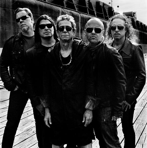 Metallica consideró volver a grabar con Lou Reed después de «Lulu»: «Nos sentimos muy conectados»