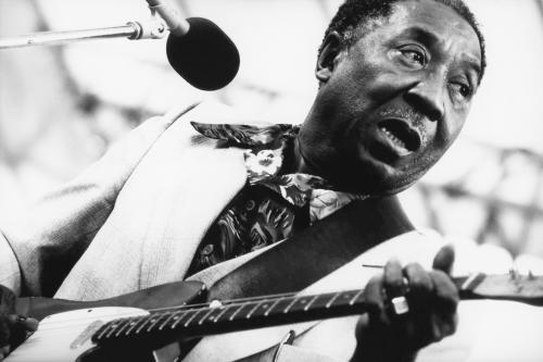 Se cumplen 32 años de la muerte de Muddy Waters
