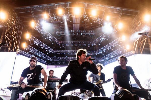 Ciro y Los Persas cierra el año en el estadio Luna Park