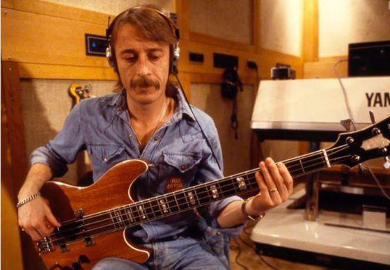 Falleció a los 69 años Rutger Gunnarsson, bajista de ABBA