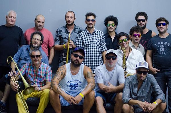 Dancing Mood presenta «Ska Explosion» en el Luna Park