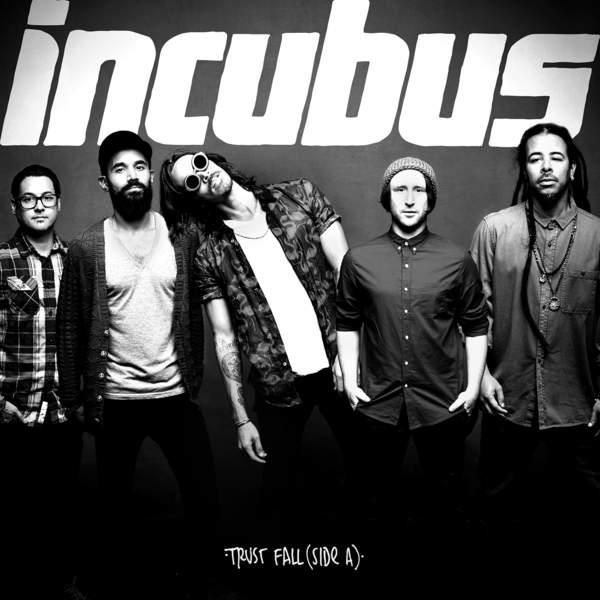 Incubus adelanta nueva música con el EP «Trust Fall (Side A)»