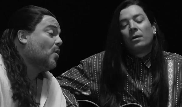 Jack Black y Jimmy Fallon homenajean a Extreme