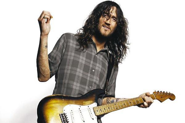 Red Hot Chili Peppers anuncia el regreso de John Frusciante