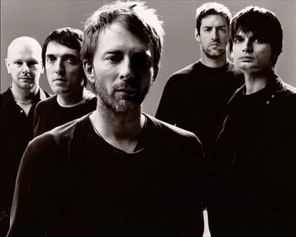 Radiohead publicó en YouTube su primer show en Argentina