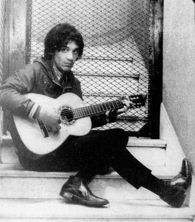 Hace 45 años fallecía Tanguito, pionero del rock nacional