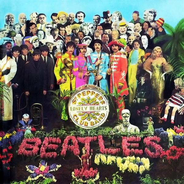 La portada del «Sgt. Pepper» actualizada con los fallecidos de 2016, incluyendo a George Michael