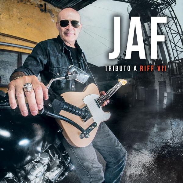 JAF trae a San Nicolás su tributo a «Riff VII»