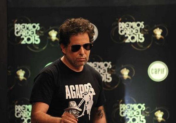 Andrés Calamaro cumple 54 años