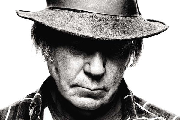 Neil Young grabará un nuevo álbum con Crazy Horse