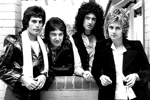Queen da a conocer una «versión rápida» de «We Will Rock You»