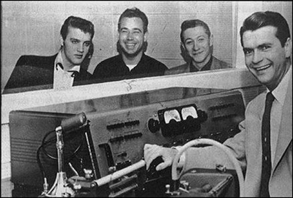 Hace 12 años fallecía Sam Phillips, pionero del rock and roll y descubridor de Elvis