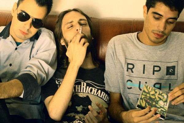 Rock Local: Sickers, «The Monster» (2014)