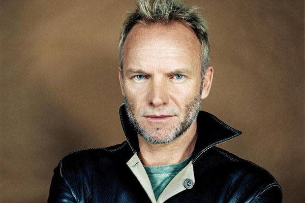 Sting vuelve a sus raíces rockeras en el single «I Can't Stop Thinking About You»