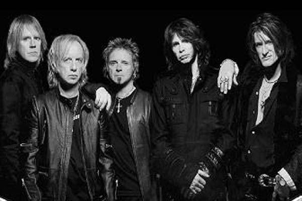 Aerosmith actuará el 5 de octubre en Córdoba