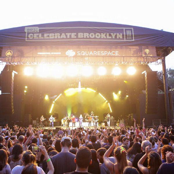 Los Auténticos Decadentes sacudieron Nueva York con un show explosivo