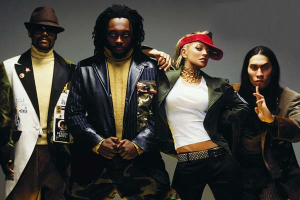 Fergie sigue siendo parte de Black Eyed Peas