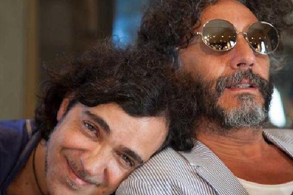 Fito Páez y Paulinho Moska preparan un álbum conjunto