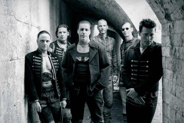 El próximo álbum de Rammstein será mezclado en diciembre y presentado en una gira de tres años