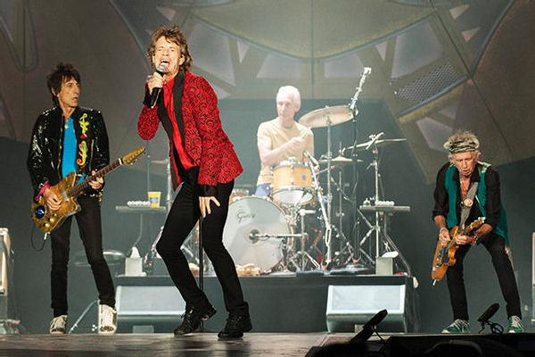 Los Rolling Stones se suman a «One World: Together at Home»