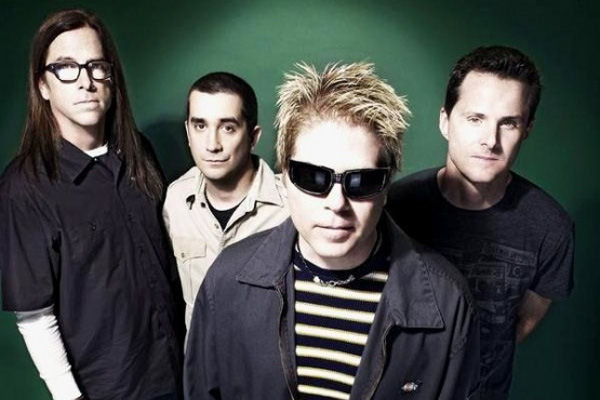 The Offspring se suma a la cartelera del Cosquín Rock 2018