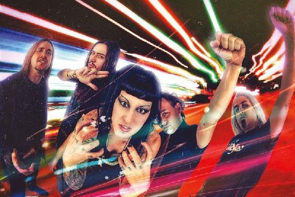 Bloodparade presenta en vivo su disco «Euforia»