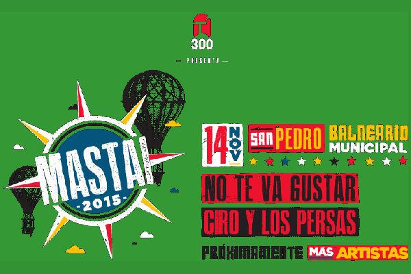 Se amplía la cartelera del Festival Mastai de San Pedro