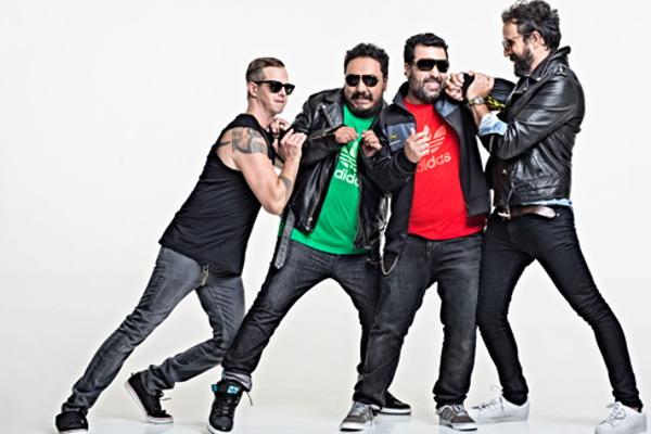Molotov confirma gira por Sudamérica celebrando sus 20 años