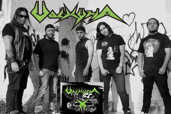 Rock Local: Valkyria, «Triunfo Sin Gloria»