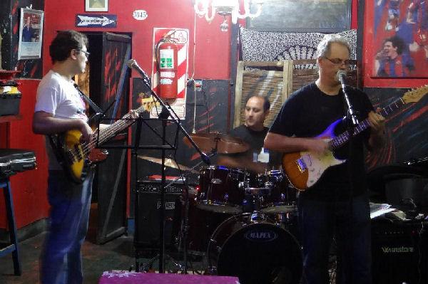 Rock Local: Zac Power Trío, «Pensar en nada» (2013)