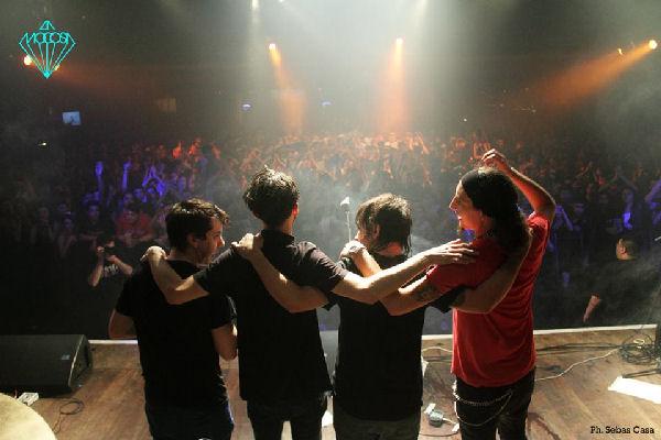 La Mocosa festejará en San Nicolás sus 15 años de carrera