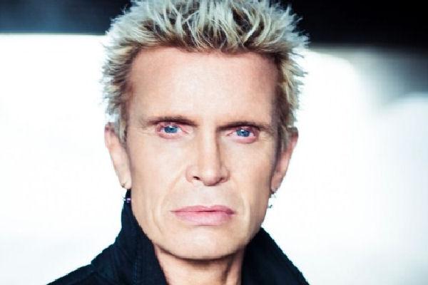 Billy Idol anuncia una serie de shows en Las Vegas para 2016