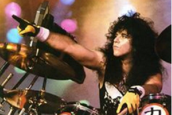 Hace 24 años fallecía Eric Carr, baterista de Kiss