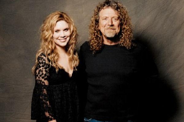 Robert Plant y Alison Krauss vuelven a cantar juntos