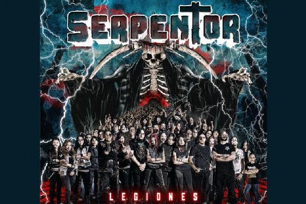 Serpentor estrenará «Legiones» en el porteño Teatro Flores