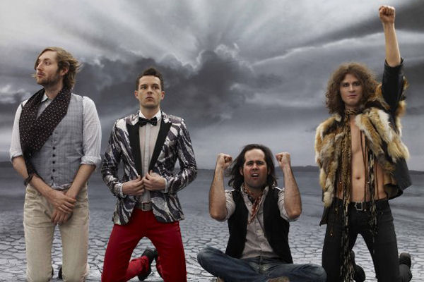 The Killers estrena el single «Caution» y anuncia el lanzamiento del álbum «Imploding The Mirage»