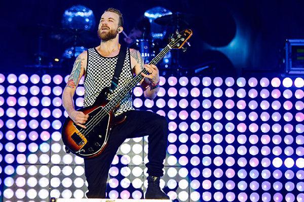 El bajista y fundador Jeremy Davis abandonó Paramore