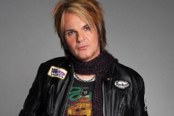 Rikki Rockett, baterista de Poison, recibe tratamiento contra el cáncer de boca
