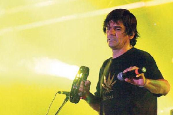 Hace siete años fallecía «El Bocha» Sokol, ex Sumo y Las Pelotas