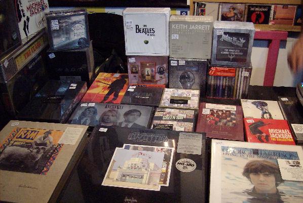 Estados Unidos: Por primera vez, los discos de catálogo superan a los nuevos lanzamientos