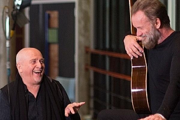 Sting y Peter Gabriel anuncian gira norteamericana conjunta