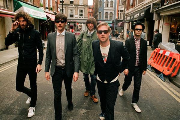 Muse confirmó a Kaiser Chiefs como banda invitada para su presentación en Buenos Aires