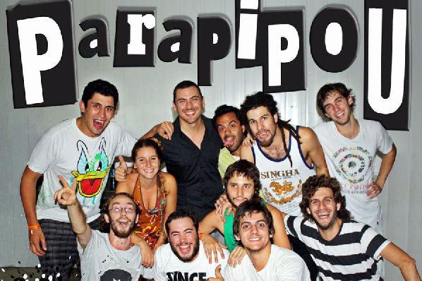 Parapipou celebra sus 11 años de carrera con una gran fiesta en Groove