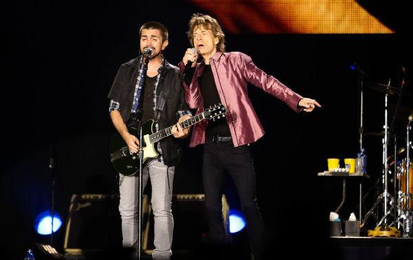 Juanes será uno de los teloneros de los Rolling Stones en su gira norteamericana