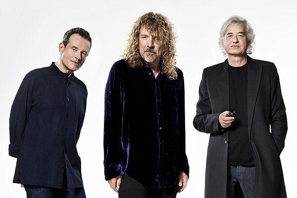 Led Zeppelin compartirá en YouTube el concierto de su reunión de 2007