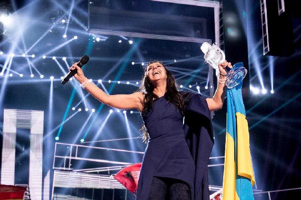 Ucrania se quedó con el triunfo en el festival de Eurovisión