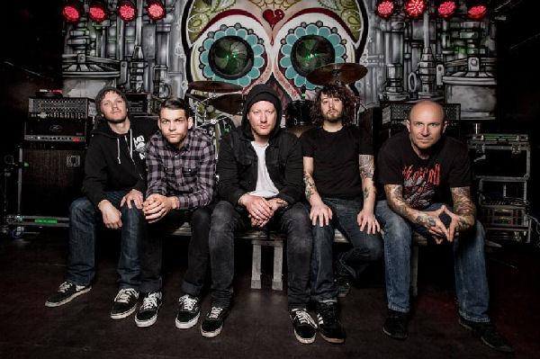 La banda canadiense Comeback Kid vuelve a la Argentina