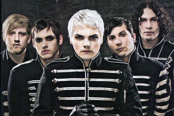 My Chemical Romance no esperaban una bienvenida tan cálida a su reunión