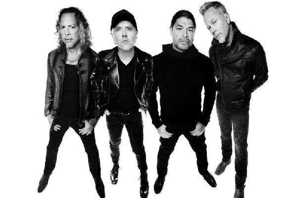 Metallica reprograma su show en Buenos Aires para el 4 de diciembre